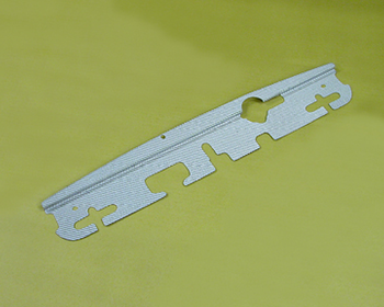 Abflug - Radiator Cooling Plate