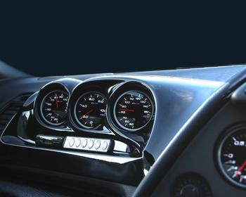 Abflug - Design Meter Box