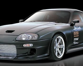 Do Luck - Aero Kit - Supra JZA80 Late Model - Front