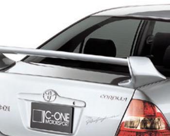 C-One - Rear Wing - Corolla Sedan