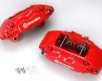 Mugen - Front Brake Caliper Set