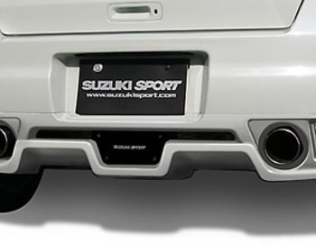 Suzuki Sport - Rear Under Diffuser