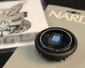Nardi - Replacement Horn Button - 00342102
