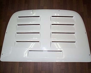 Ask Sport - Rear Engine Cover