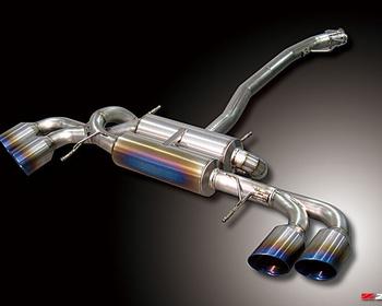 Zele Performance FZ-Titanium Muffler Type2 - R35 GTR