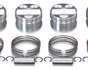 Toda - High Comp Piston Kit - 4AG AE111