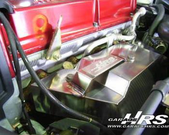 Garage HRS - Titanium Heat Shield