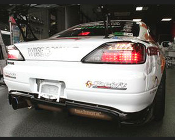 Behrman - LED Tail - S14