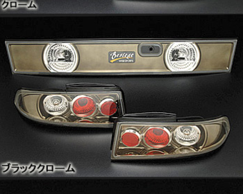 Behrman - Euro Tail - S14