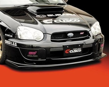 Cusco - Subaru WRX Sti GT Front Lip