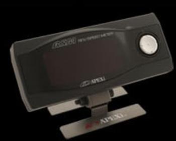 Apexi - Rev Speed Meter Black