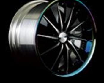 Rays Engineering - Black Fleet V550