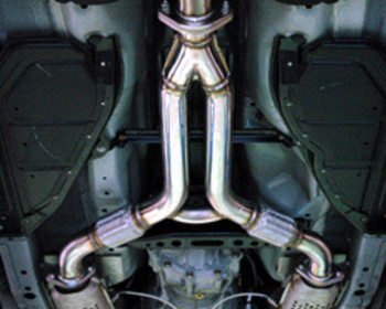 HKS - Stainless Steel Centre Pipe