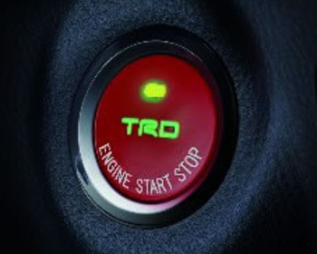 TRD - Push Start Switch
