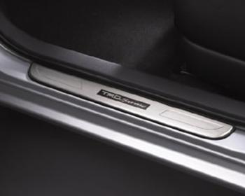 TRD - Door Scuffolding Plate - Corolla