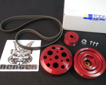 Toda - Ultra Light Weight Crank Pulley Kit