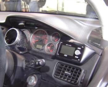 Garage HRS - EVC5 Dash Panel