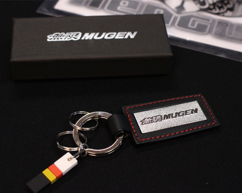 Mugen - Leather Key Holder