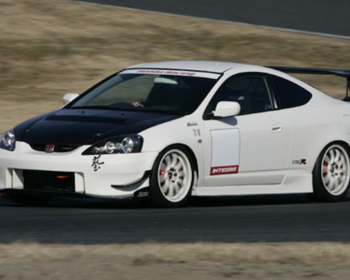 J's Racing - Type-S - Side Skirts