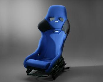 STI - Full Bucket Seat - Recaro - Blue