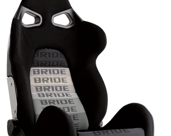 Bride - Vorga HL - Black Graduation