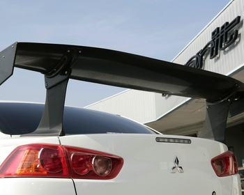 Esprit - Wet/Dry Carbon Wing - Evo X