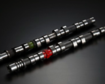 JUN - High Lift Camshafts - Mitsubishi 4G63 - Lash Type