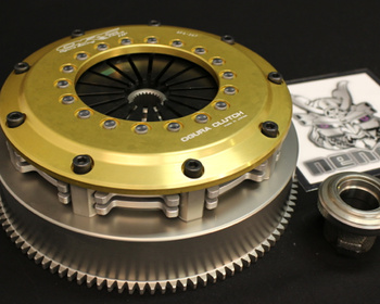 ORC - 659 Series - Twin Plate Clutch - 650PS