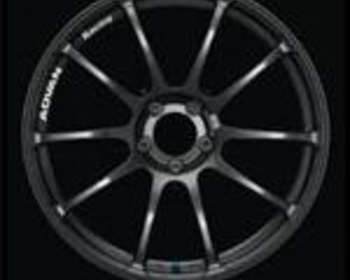 Yokohama Wheel Design - Advan Racing - RZ - Dark Gun Metallic