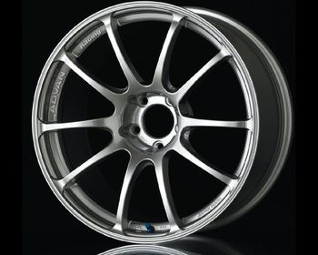 Yokohama Wheel Design - Advan Racing - RZ - Racing Hyper Silver