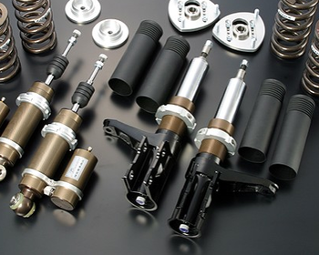 J's Racing - SPL Crux Coilover Suspension