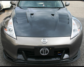 Top Secret - Aero Bonnet - 370Z