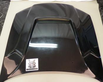 Top Secret - Aero Bonnet