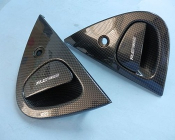 RE Amemiya - Carbon Look Outer Handle