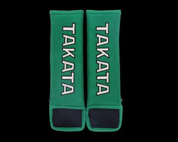 Takata - Shoulder Pad Set 3in. - Green