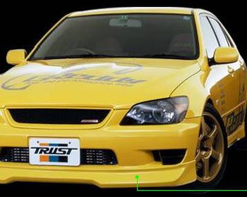 Greddy - Aero Parts - Toyota Altezza
