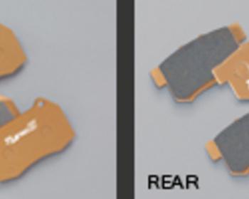 Mugen - Type Sport Brake Pads