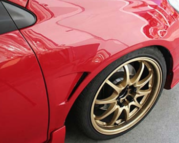 J's Racing - Wide Fenders
