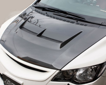 J's Racing - Aero Bonnet - Type S