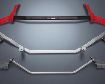 Nismo - Body Brace Set - 370Z