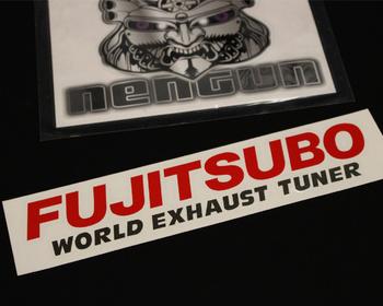 Fujitsubo - Stickers