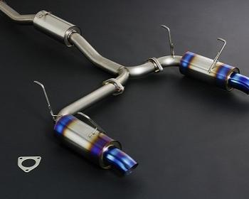 J's Racing - Titanium FX - 70RS - Dual - Blue