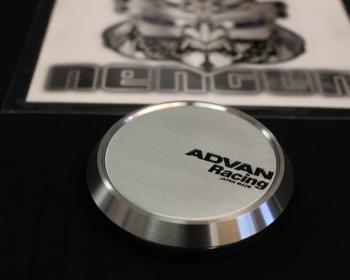 Yokohama Wheel - Advan Racing - Flat Center Cap