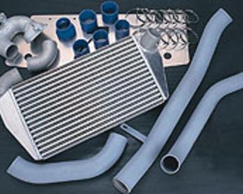 Pan Speed - SPL Intercooler Pro Kit - FC3S