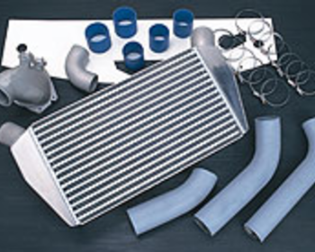 Pan Speed - SPL Intercooler Pro Kit - FD3S