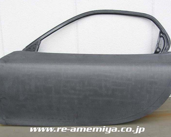 RE Amemiya - Racing Door - Dry Carbon