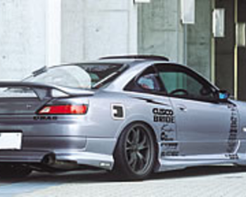 URAS - Type 2 - Nissan Silvia S15
