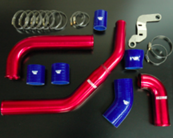 Ralliart - Sports Intercooler Piping Kit - Evo X