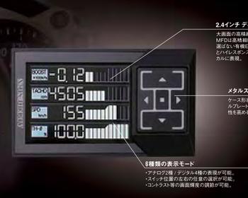 Ark Design - Multi Function Dash 2
