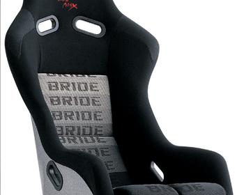 Bride - Vios III - Carbon - Gradation